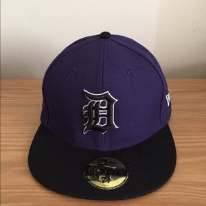 New Era Detroit Cap
